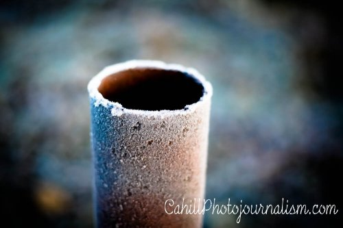 Frosted Pipe
